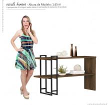 Aparador Moderno para Sala de Jantar Canela 4034 JB Bechara