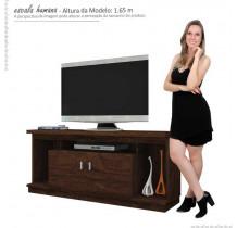 Rack Home Para TV 50 Polegadas Requinte 1.4 Lukaliam Noce