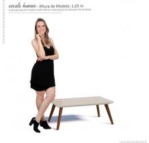 Mesa de Centro Classic Imcal Off White