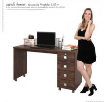 Escrivaninha Mesa Office Dubai Lukaliam Noce