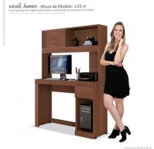 Mesa Gamer Para Computador Office Joya EDN Naturale