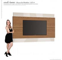 Painel Classic 2.2 Para TV Até 65 Polegadas Imcal - Freijó/Off White