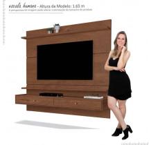 Painel Para TV 58 Polegadas Treviso 160 EDN Naturale