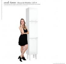 Paneleiro de Aço para Cozinha Vênus Flat Cozimax Branco