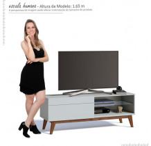 Rack Pequeno TV 55 Polegadas Classic 1G 1.4 Imcal Branco