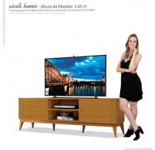 Rack Legacy 1.6 Para TV 60 Polegadas EDN Cedro Natural