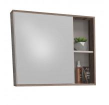 Espelho Para Banheiro Madeira Caeté/Moema 60 Cozimax Nudi/Tamarindo
