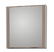 Espelho Para Banheiro Madeira Poti 50 Cozimax Nudi/Tamarindo