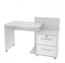Mesa Para Computador Atlanta Mirarack Branco