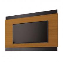 Painel Para TV até 60 Polegadas Legacy 1.6 EDN Cedro/Preto