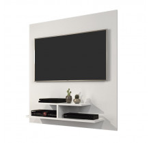 Painel Pequeno Para TV 32 Pol 5019 JB Bechara Branco