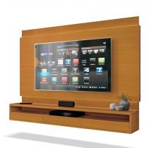 Painel Suspenso Para TV até 60 Pol Savoy 1.6 EDN Cedro Naturale