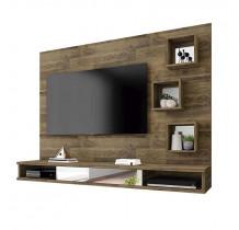 Painel Para Sala TV até 42 Viena RV Móveis Amadeirado