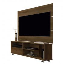 Rack 5808 Com Painel Para TV 5303 JB Bechara Canela