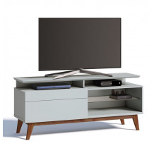 Rack Pequeno TV 55 Polegadas Classic 1G Mais 1.4 Imcal Branco