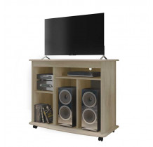 Rack Pequeno Para TV até 32 Madri RV Móveis Niagara