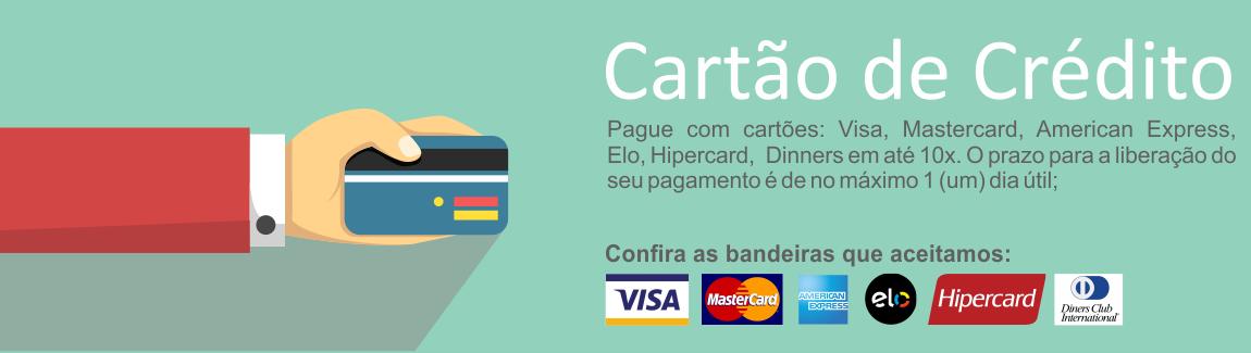 Cartão de Crédito | Loja de Móveis Online