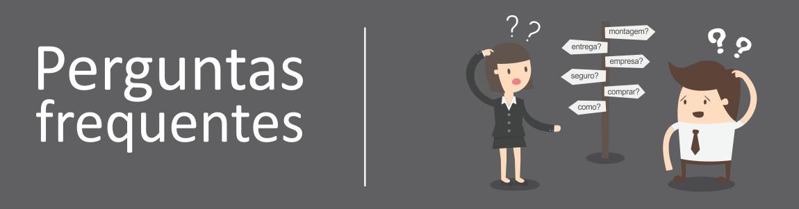 Perguntas Frequentes | Loja de Móveis Online