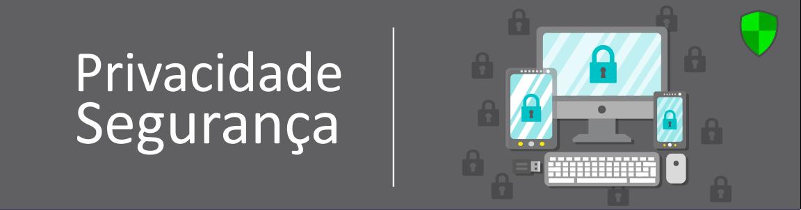 Privacidade e Segurança | Loja de Móveis Online